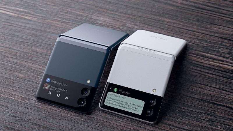 Hé lộ thời điểm ra mắt và mức giá phải chăng của smartphone màn hình gập Galaxy Z Flip 3