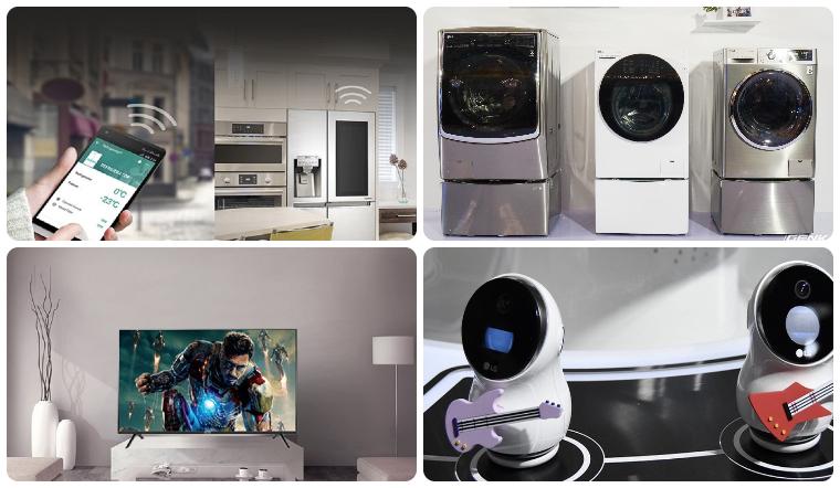 Các món đồ điện tử gia dụng thông minh mỗi gia đình cần phải có