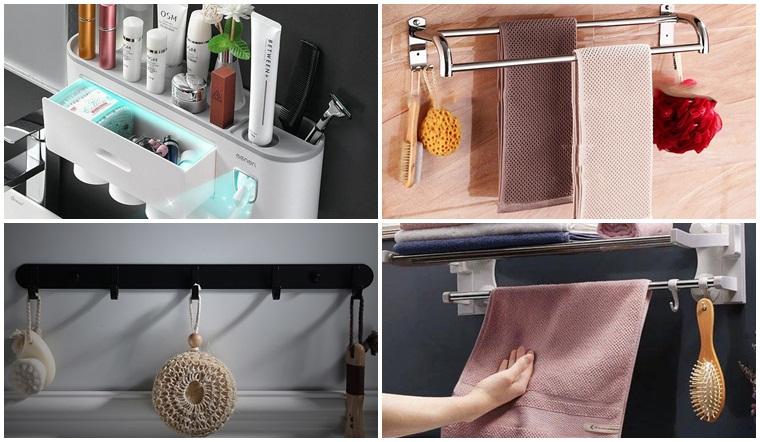 10 đồ dùng thông minh dành cho nhà tắm tiện ích cho mọi gia đình