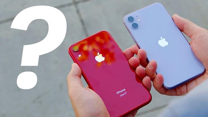 XR vs 11 vẫn là bộ đôi iPhone đáng mua nhất hiện tại