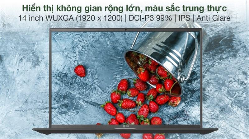 LG Gram 14 2021 i7
