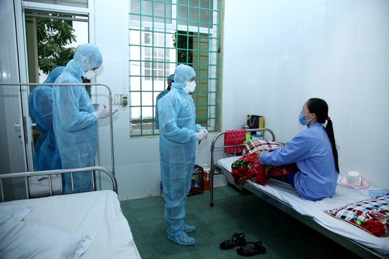Chăm sóc người bệnh tim nhiễm Covid-19