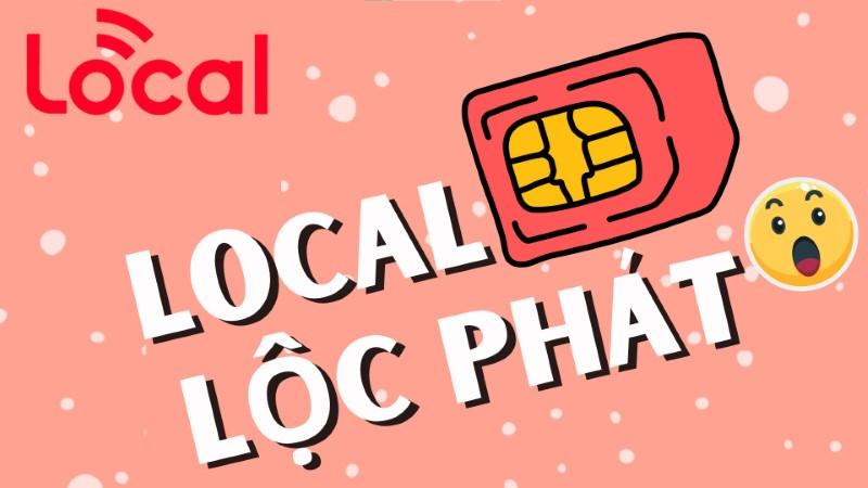 Mua ngay SIM siêu data Local Lộc Phát: Giá gói cước rẻ nhất, 3GB/ngày