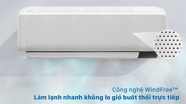Máy lạnh Samsung Wind-Free Inverter 1.5 HP AR13TYGCDWKNSV