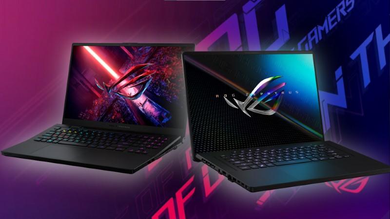 ASUS Republic of Gamers giới thiệu ROG Zephyrus M16 và S17 sử dụng bộ xử lý Intel thế hệ 11