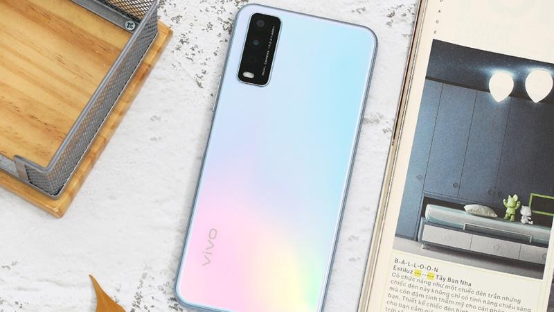 Vivo Y12s (2021) âm thầm ra mắt tại Việt Nam: Dùng chip Snapdragon thay vì Helio