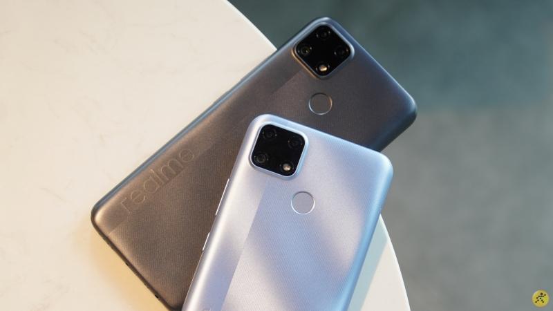 Realme C25s tiến thêm một bước nữa để ra mắt, hy vọng sẽ có giá bán rẻ như Realme C25