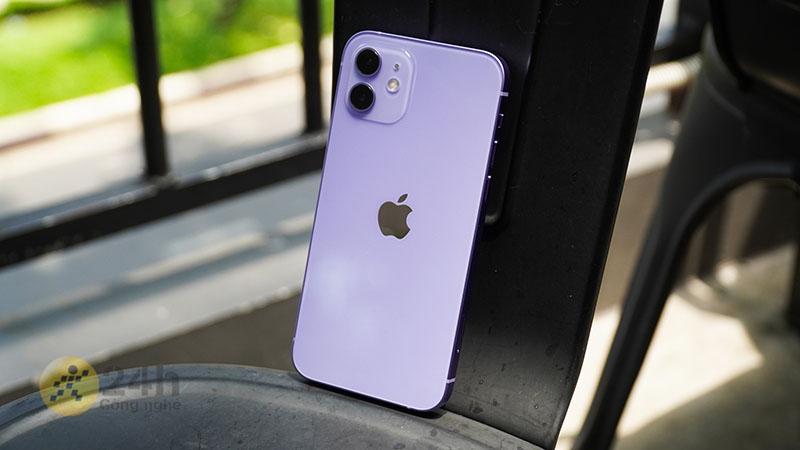 iPhone 12 phiên bản màu tím