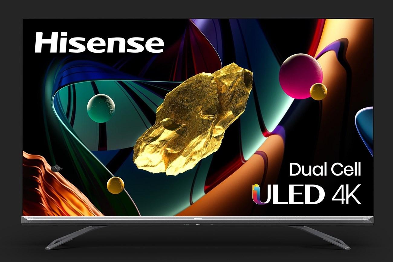 U9DG tại thị trường Mỹ. Đáng chú ý ở đây là công nghệ Dual-Cell, đó là công nghệ mới giúp đưa hiệu suất tấm nền LCD tiệm cận với OLED