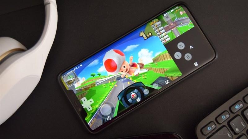 chơi game Nintendo 3DS trên điện thoại Android
