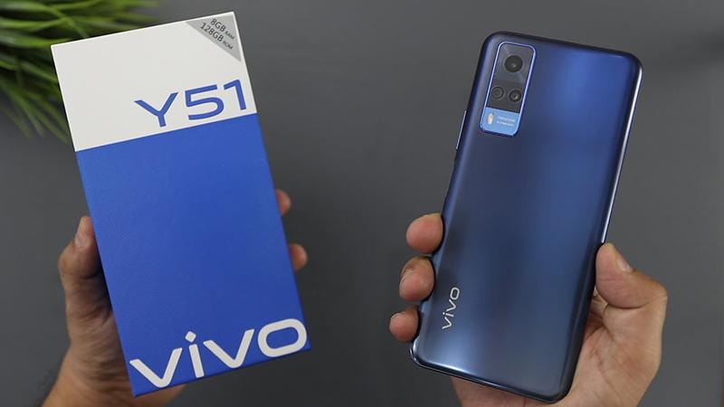 Vivo Y51 2020
