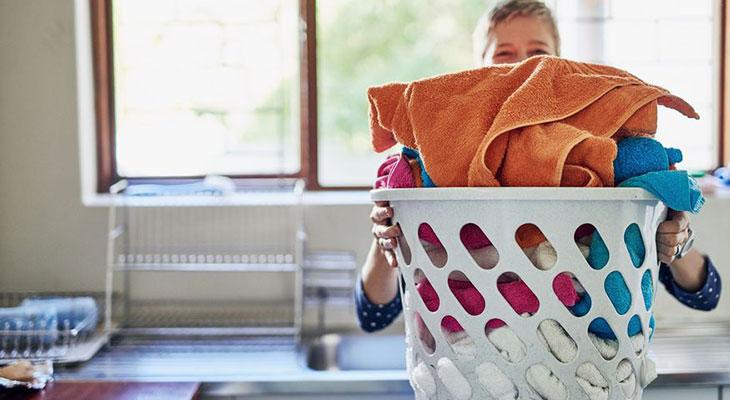 Lưu ý đến chất liệu quần áo trước khi cho vào máy sấy
