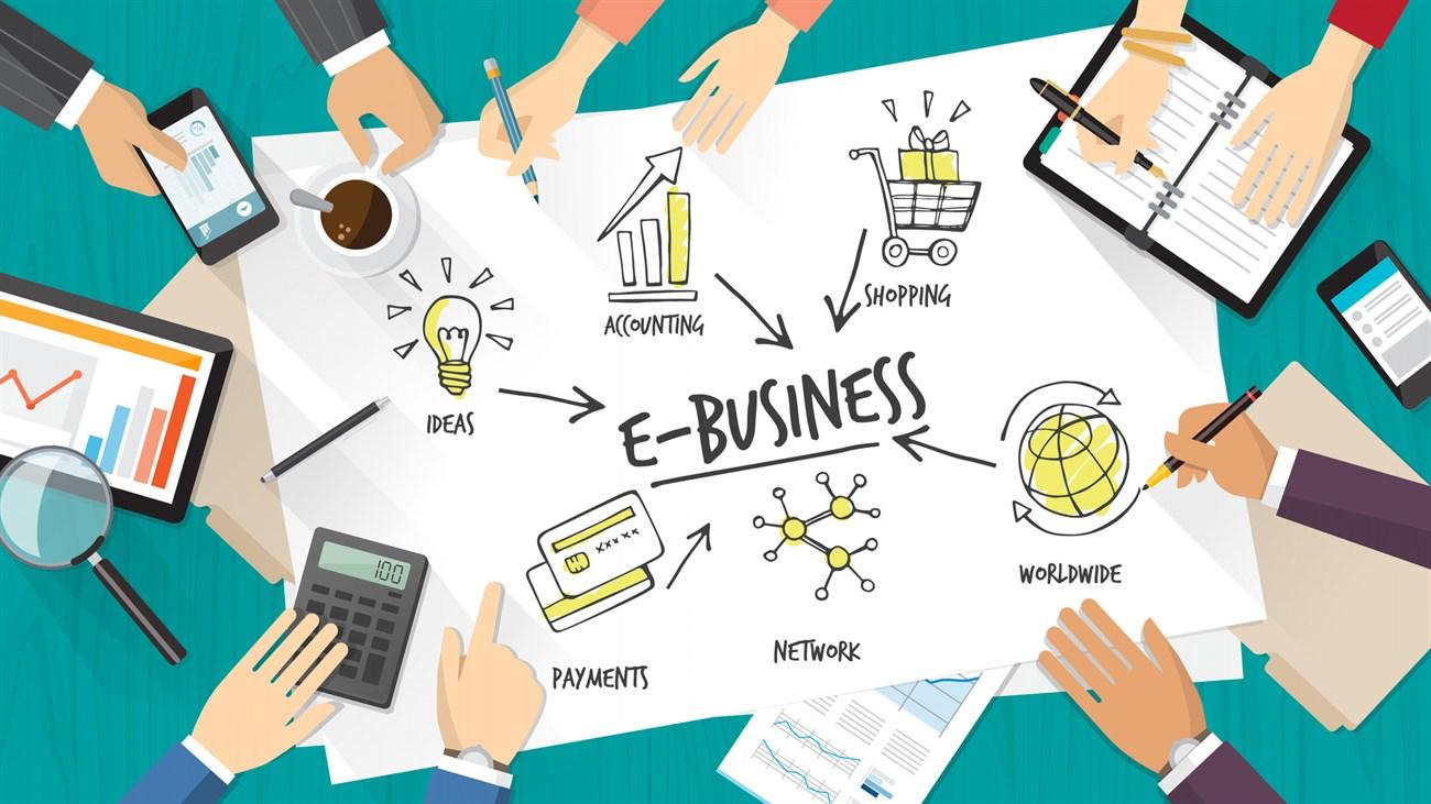 Ngành thương mại điện tử học gì?