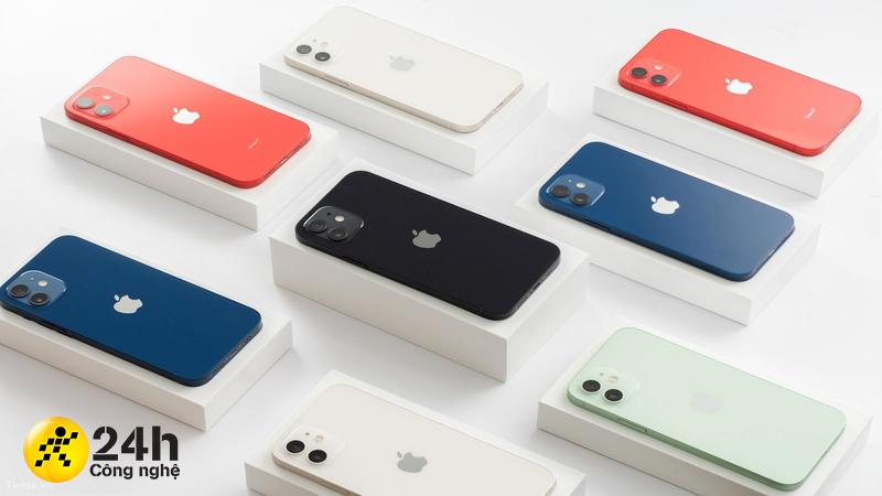 Áp dụng phong thủy khi mua iPhone 12 tại Thế Giới Di Động, bạn đã biết phiên bản màu sắc nào sẽ hợp với mệnh của mình chưa?