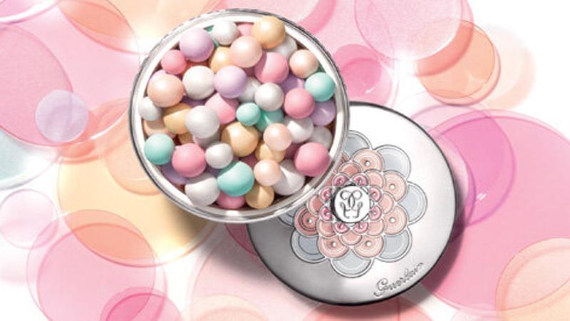 Phấn phủ viên Guerlian Météorites Pearls Powder