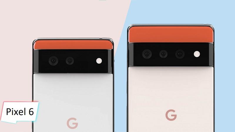 Pixel 6 lộ ảnh render với thiết kế trông lạ mắt: Nhìn bóng bẩy thật đấy nhưng cụm camera sao nhô cao quá