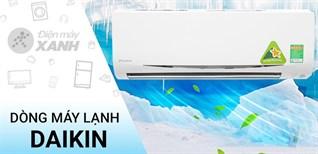 Bảng mã lỗi máy lạnh Daikin chi tiết | Nguyên nhân và cách khắc phục