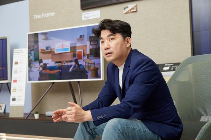 công nghệ tivi Sam Sung nhận giải thưởng báo cáo tốt nhất