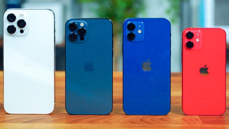 iPhone bán chạy nhất