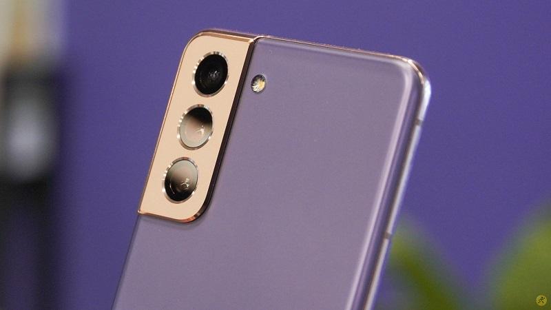 Cụm camera độc đáo của S21 5G