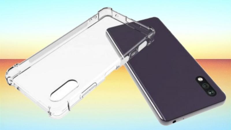 Sony Xperia Ace 2 lộ thiết kế qua ốp lưng