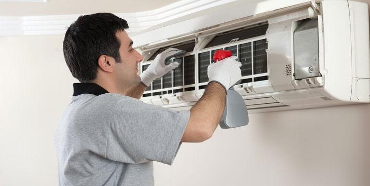 bảo dưỡng và bảo trì máy lạnh định kỳ