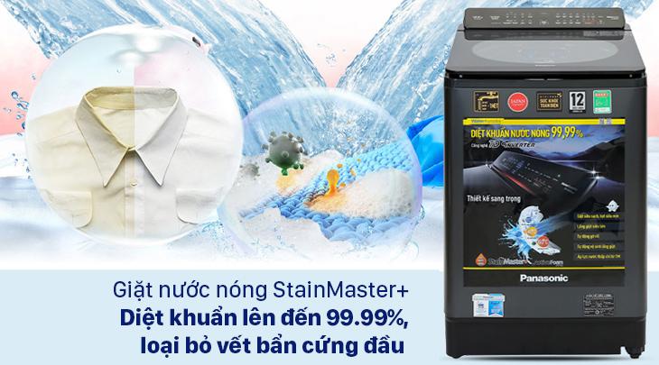 Diệt khuẩn 99.99%, loại bỏ tác nhân gây dị ứng nhờ công nghệ StainMaster+