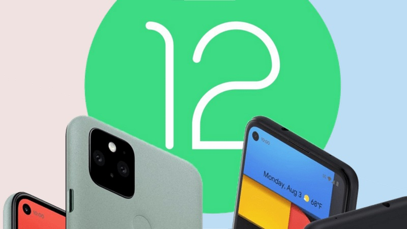 Các mẫu điện thoại có thể nâng cấp lên Android 12 Beta ngay