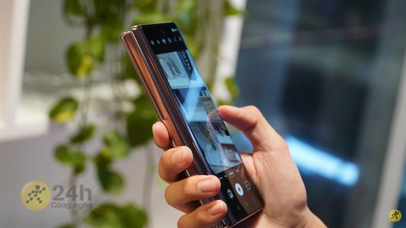 Samsung Galaxy Fold2 mang nhiều nâng cấp chỉ trong 1 năm