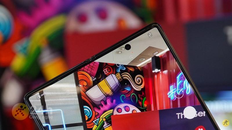 Galaxy Z Fold2 có thiết kế đẹp hơn tiền nhiệm
