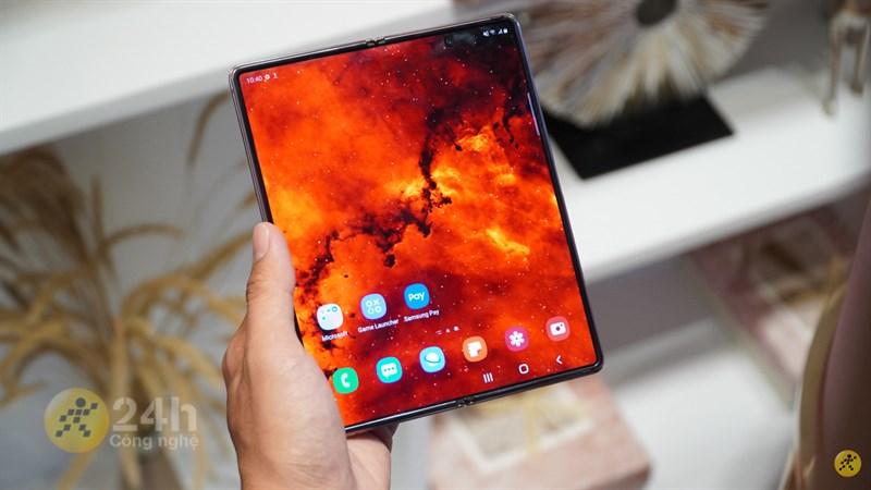 Samsung Galaxy Fold2 màn hình lớn