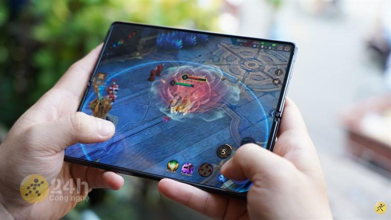 Samsung Galaxy Fold2 có cấu hình rất mạnh