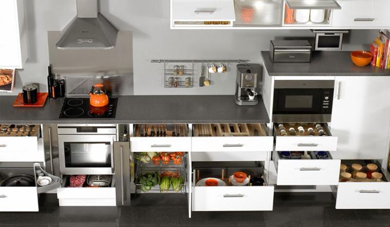 Dụng cụ nhà bếp đa năng và thông minh có gì mà thu hút người dùng đến vậy