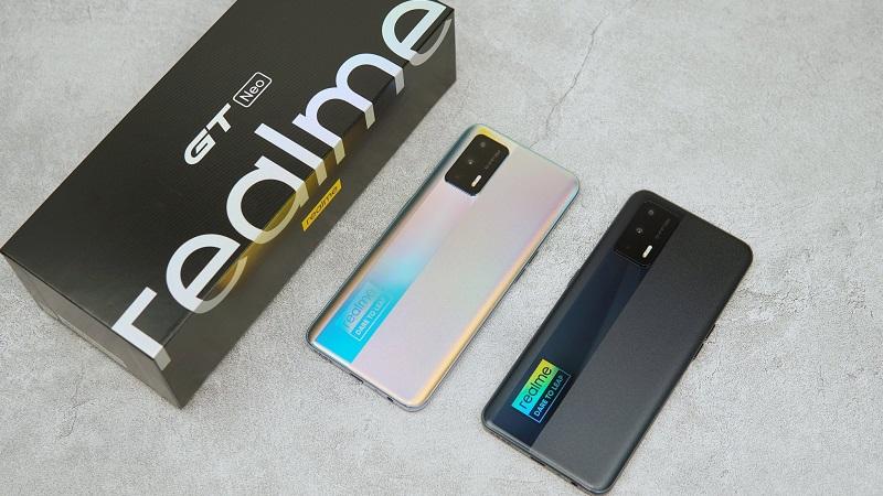Realme GT Neo Flash với màn hình 120Hz, chip Dimensity 1200, sạc nhanh 65W hé lộ thời điểm ra mắt