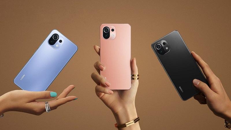 Xiaomi Mi 11 Lite khuyến mãi