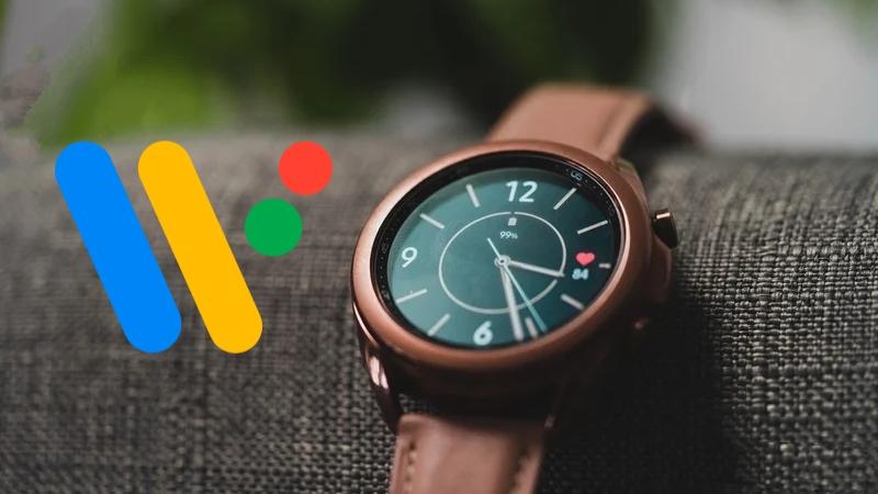 Galaxy Watch 3 Wear OS