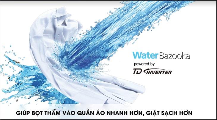 Luồng nước xoáy mạnh mẽ Water Bazooka