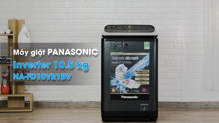 Chế độ bảo hành 12 năm động cơ máy giặt Panasonic