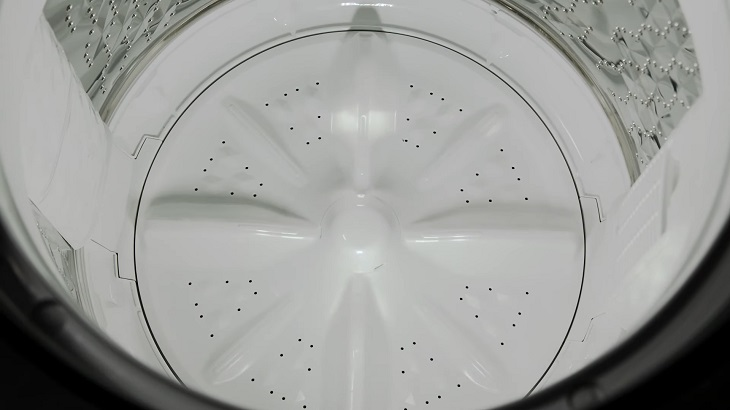 Mâm giặt 8 cánh hỗ trợ đánh tan bột giặt
