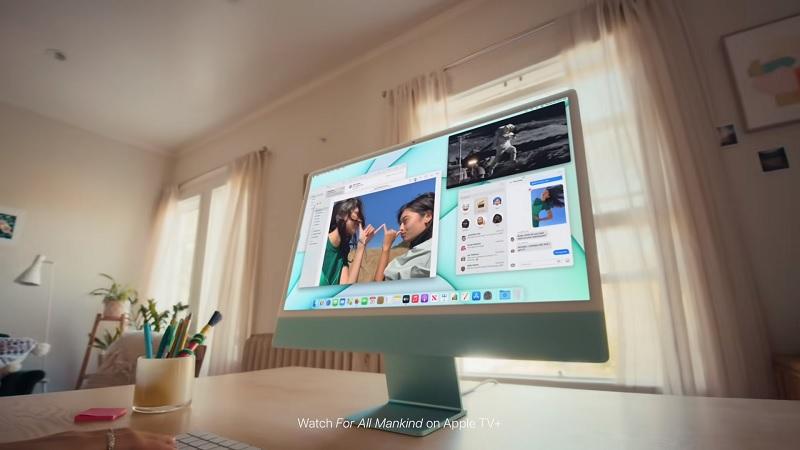 iMac M1 2021 sắp mở bán tại TGDĐ: 3 phiên bản, giá từ 34.99 triệu đồng