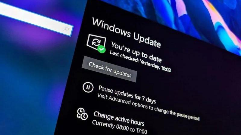 Sau khi cập nhật Windows xong, CBS sẽ ghi nhận quá trình cập nhật đã diễn ra thành công. (Nguồn: Windows Central).
