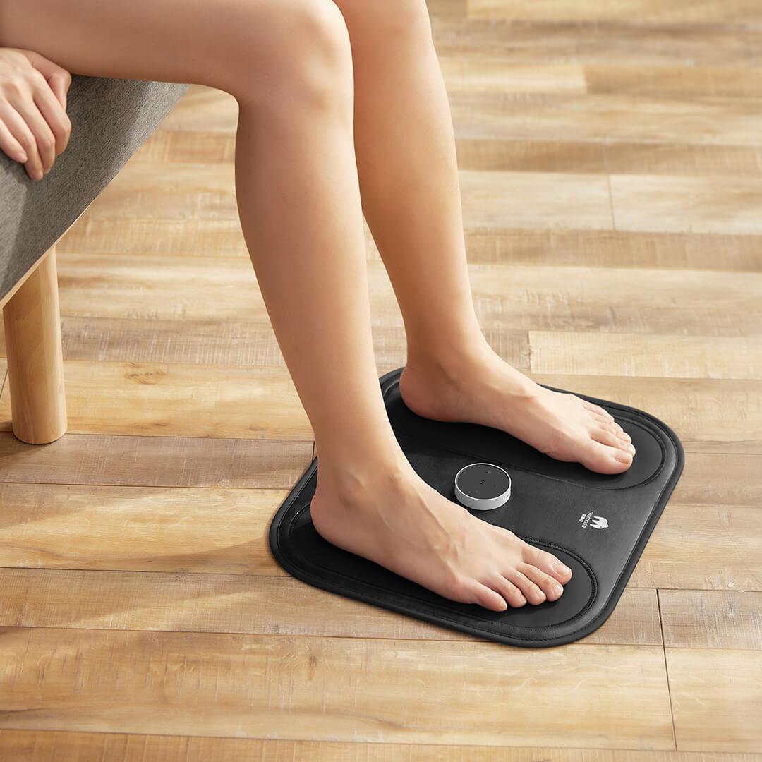 Chọn thảm massage có chất liệu bền bỉ, an toàn