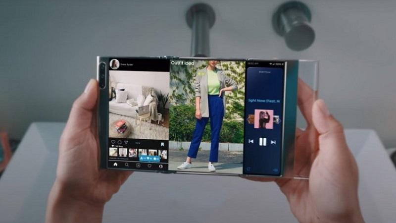 Samsung đăng ký thương hiệu Z Roll, dự kiến sẽ là một smartphone màn hình cuộn và hỗ trợ cả bút S Pen