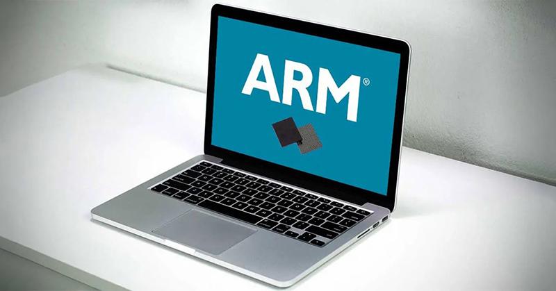 Những nhà phát triển phần mềm ngày nay tối ưu tốt hơn cho các thiết bị di động sử dụng chip ARM. Kể cả những chiếc laptop chạy chip ARM cũng sẽ được hướng lợi từ điều này.