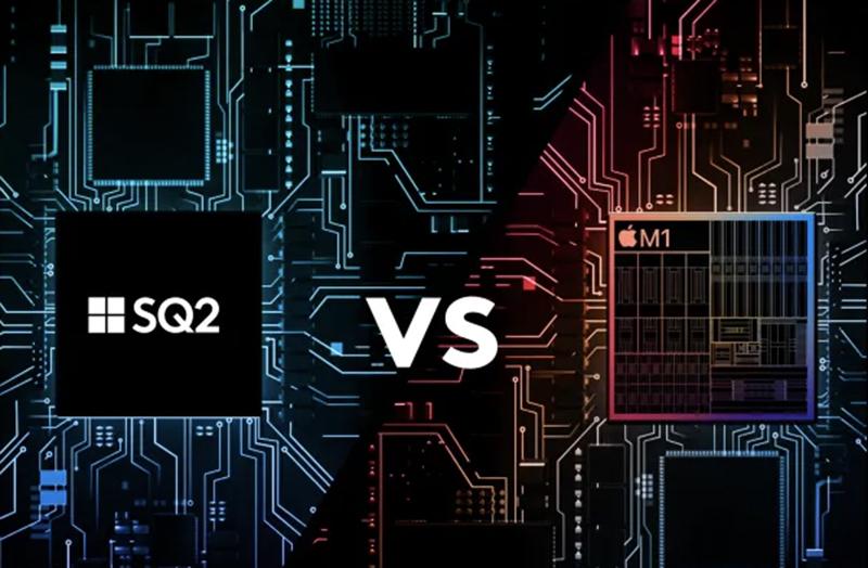 Chip SQ2 và chip M1 là 2 chip ARM điển hình cho chip ARM SoC