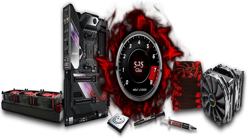 Tốc độ xung nhịp của CPU là biểu thị số chu kỳ mà CPU có thể thực thi được mỗi giây