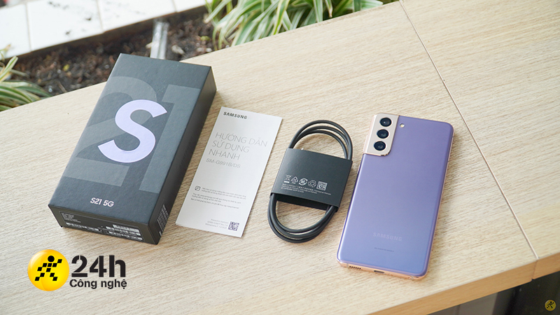 Galaxy S21 5G - mẫu flagship Android khiến mình an tâm nhất khi sử dụng.