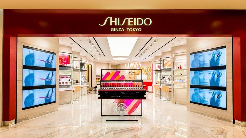 Giới thiệu về thương hiệu Shiseido
