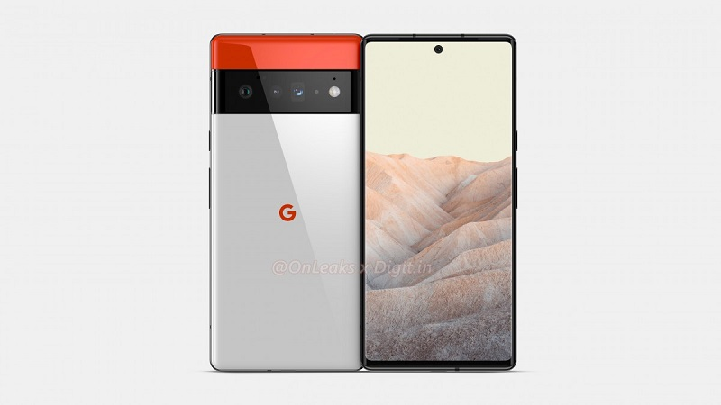 Google Pixel 6 Pro lộ ảnh render sắc nét: Màn hình cong ấn tượng, 3 camera sau cùng thiết kế trẻ trung, mới lạ