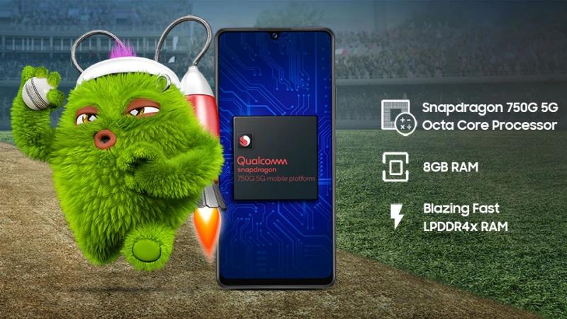 Galaxy F42 5G có thể là phiên bản cải tiến của Galaxy M42 5G